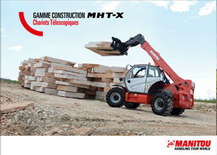 Gamme construction MHT-X