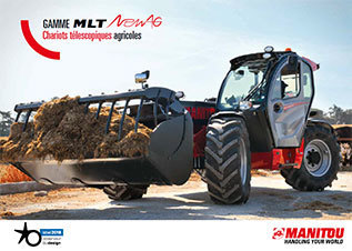 Nouvelle Gamme MANITOU New AG
