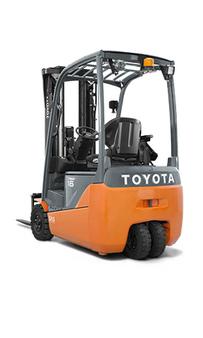 Location Chariots électriques Toyota 48 V - Traigo 48 ( 3 - 4 roues)